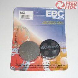 EBC FA 038 kevlár fékbetét