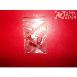 Rugó hátsó 2 pofás kuplungbetéthez  1500F/P (piros)