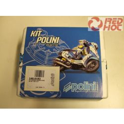 Polini Sport 70ccm-es öntöttvas hengerszett (Piaggio LC)