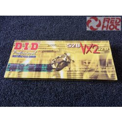 D.I.D 520 VX2 meghajtó lánc 120 szemes