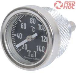 T&T Olajhőfok mérő 80-140C fokig