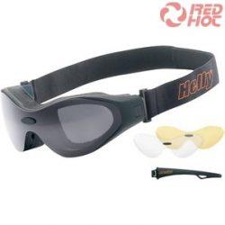 Helly Bikereyes Bandit motoros szemüvegkeret + 3 lencse