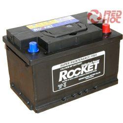 ROCKET 12V 71Ah 620A jobb SMF 57113 akkumulátor