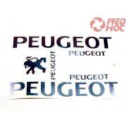 PEUGEOT  MATRICA KLT. PEUGEOT /FEKETE/