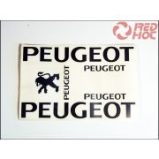 PEUGEOT  MATRICA KLT. PEUGEOT /EZÜST/