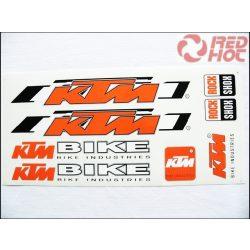 KTM  MATRICA KLT. KTM NARANCS/KICSI/