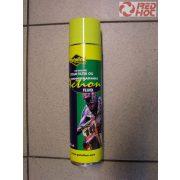 PUTOLINE Action Fluid Bio Spray, lebomló olaj szivacs levegőszűrőhöz. Kiszerelés: 600 ml
