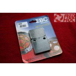 EBC FA 018 kevlár fékbetét