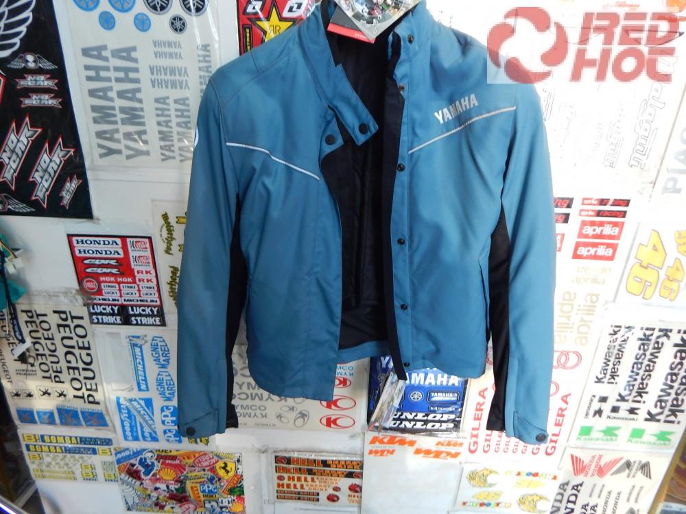 dd56c01436 Yamaha Dainese kék női kabát 48-as méretben - Motoros Alkatrész ...