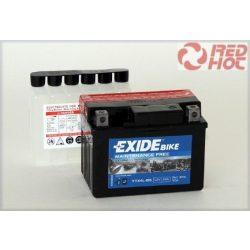 Exide YTX4L-BS zárt akkumulátor 12V