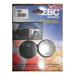 EBC FA 028 kevlár fékbetét