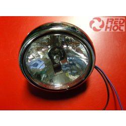 Első lámpa (E-betűs) 12V 55W