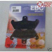 EBC FA 163 kevlár fékbetét