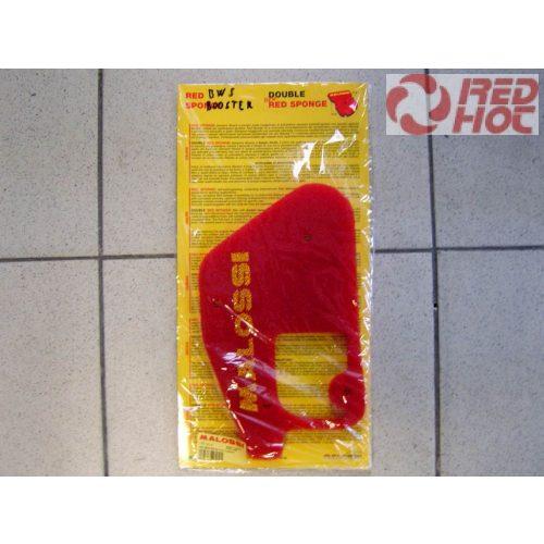 Malossi Red Filter levegőszűrő szivacs (Yamaha BW'S, MBK Booster)