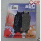 EBC FA 179 kevlár fékbetét