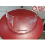 Helmet zárt sisakhoz víztiszta plexi BF2015