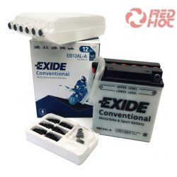 EXIDE EB12AL-A zárt akkumulátor (YB12AL-A)