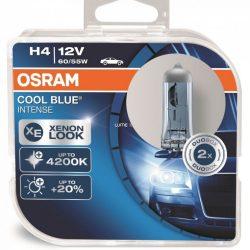 Izzó OSRAM 12V 60/55W Blue Light