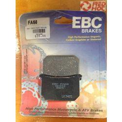 EBC FA 068 HH szinter fékbetét