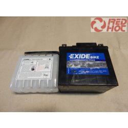 EXIDE YTX5L-BS / zárt Akkumulátor 12V