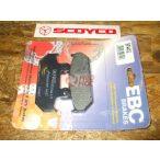EBC SFA 412HH Scooter szinter fékbetét