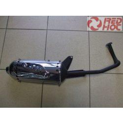 Kipufogó kínai 4T 125-150cc robogóhoz RH