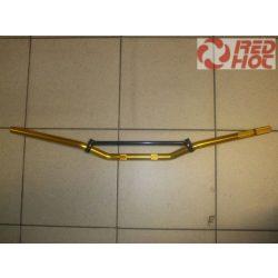 Cross kormány merevítős 82 cm széles 22mm átmérő arany színben