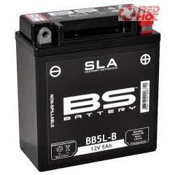 Akkumulátor BS YB5L-B zárt