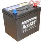 ROCKET 12V 65Ah 580A jobb SMF 75D23L akkumulátor