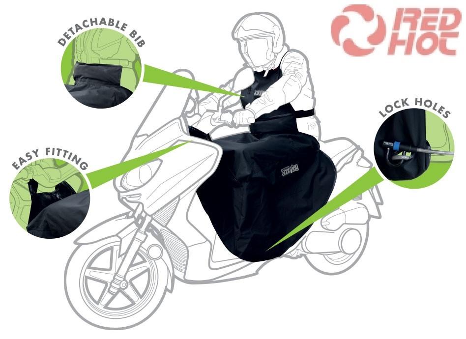 Oxford Scootleg - Motoros Alkatrész Webáruház 6b7b485581