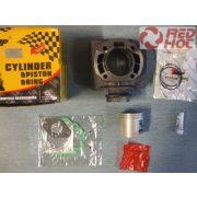 TMMP levegős hengerszett Suzuki AD50 motorhoz kpl. 60ccm (43mm) RH