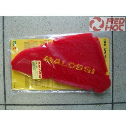 Malossi Red Filter levegőszűrő szivacs (Gilera Runner, Piaggio NRG)