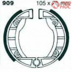 EBC 909 Premium Aramid dobfék betét
