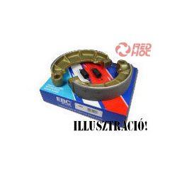 EBC 954 Premium Aramid dobfék betét garnitúra (egy fékdobhoz)