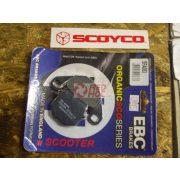 EBC SFAC 083 Scooter Karbon fékbetét