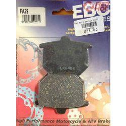 EBC FA 029 kevlár fékbetét