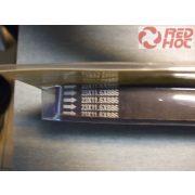 Ékszíj Athena Aprilia Leonardo 250 99 / Yamaha Majesty 250 96-06 / Skylaner 250 00 / Benelli Velvet 250 98 / Suzuki Burgman 250  886×23