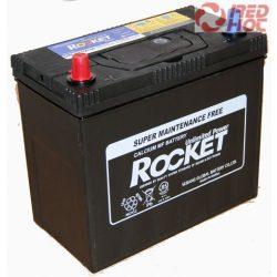 ROCKET 12V 45Ah 430A bal SMF NX100-S6 akkumulátor 2016