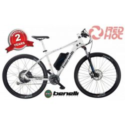 BENELLI Achle 29  Pedelec E-bike (elektromos rásegítésű kerékpár)