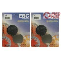 EBC FA 033 kevlár fékbetét