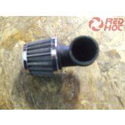 Sportlégszűrő fém 32 mm 90 fokban kihajlított RH