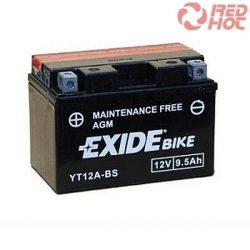 Exide YT12A-BS zárt akkumulátor
