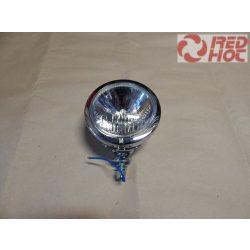 Chopper Lámpa króm 12cm 4j4