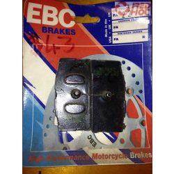 EBC FA 022 kevlár fékbetét