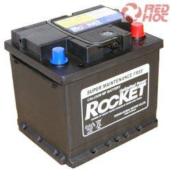 ROCKET 12V 44Ah 330A jobb pozitív SMF 54459 akkumulátor 2016