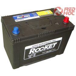 ROCKET 12V 90Ah 720A bal SMF 59043 akkumulátor