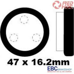 EBC FA 021R szinter fékbetét