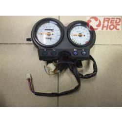Km óra fordulatszámmérővel + fokozat kijelzővel  Bazuka RH