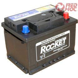 ROCKET 12V 54Ah 510A jobb SMF 55457 akkumulátor