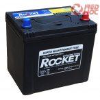 ROCKET 12V 65Ah 580A bal SMF 75D23R akkumulátor